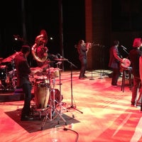 Photo taken at Rialto Center for the Arts by The Face on 3/3/2013