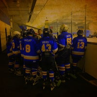 Photo taken at Lou & Gib Reese Ice Arena by Anissa B. on 2/3/2013