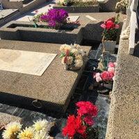 Photo taken at Cementerio de Playa Ancha by Rodrigo V. on 9/18/2016