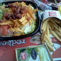 Photo taken at Wendy's by AlterEgo W. on 9/27/2012