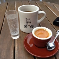 Photo taken at Lamplighter Roasting Co. by Peter C. on 8/3/2013