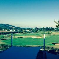 Photo taken at Erinvale Golf Estate by Gwen K. on 4/9/2015