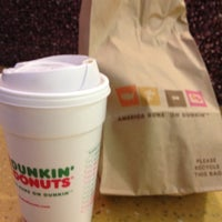 Photo taken at Dunkin Donuts by Anthony J. on 12/15/2012