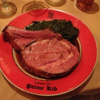 Photo taken at House of Prime Rib by Joe A. on 9/26/2012