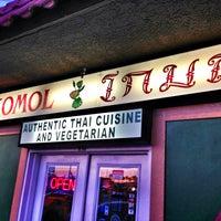 Photo taken at Komol Restaurant by John C. on 7/13/2013