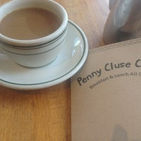 Photo taken at Penny Cluse Café by Olivia B. on 3/25/2013