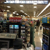 Photo taken at Kroger by Lawrence W. on 3/4/2013