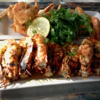 Photo taken at Al Sanbok Restaurant by Anam on 12/9/2012