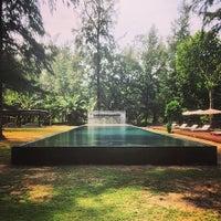 Photo taken at Costa Lanta Resort Koh Lanta by Lorenzo M. on 4/10/2014