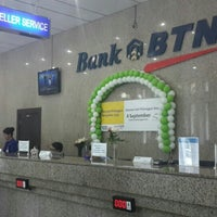 Photo taken at Bank BTN by Achmad N. on 9/10/2015