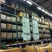 Photo taken at IKEA by Lovely B. on 3/29/2013
