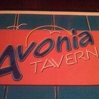 Photo taken at Avonia Tavern by Tim P. on 12/28/2013