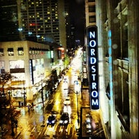 Photo taken at Nordstrom Downtown Seattle by Kate L. on 12/1/2012