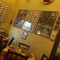 Photo taken at Osteria del F.I.A.T. by Kris V. on 4/28/2016