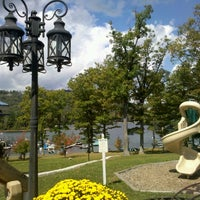 Photo taken at Dutch's At Silver Tree Inn by Tenley H. on 9/22/2012