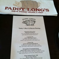Photo taken at Paddy Long's by Sandy H. on 10/7/2012