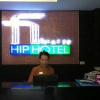 Photo taken at Baramee Hip Hotel Phuket by Ng Kok Hoe D. on 8/31/2011