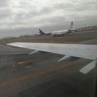 Photo taken at Monterrey International Airport (MTY) by William A. on 2/22/2013
