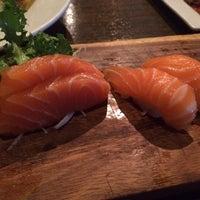Photo taken at Aka Sushi House by Kim T. on 11/3/2013