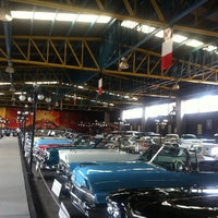 Photo taken at Museo del Automóvil by Kary M. on 3/16/2013
