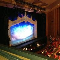 Photo taken at Keller Auditorium by Ash on 1/4/2013