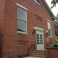 Photo taken at Essex Free Library by John M. on 6/29/2013