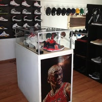 Photo taken at Soul Sneaker Boutique by Annie I. on 3/3/2013