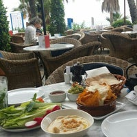 Photo taken at Cappuccino Marbella by Gurmukh N. on 9/30/2014