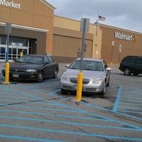 Photo taken at Walmart Supercenter by Larry R. on 12/18/2012