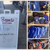 Photo taken at Brants Clothing by Scott B. on 9/21/2016