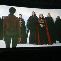 Photo taken at Cine Araújo by Felipe C. on 11/20/2012