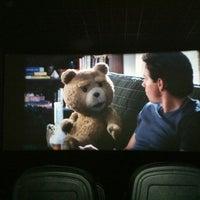 Photo taken at Cine Araújo by Felipe C. on 9/22/2012