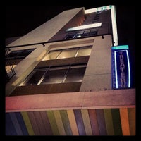 Photo taken at Aloft Charlotte Uptown at the EpiCentre by laura on 4/22/2013