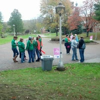 Photo taken at Jamestown Community College by Stephanie L. on 10/14/2012