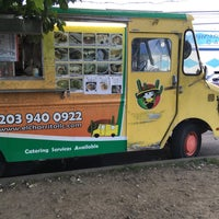 Photo taken at El Charrito Taco Truck by Dave N. on 6/23/2016