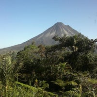 Photo taken at Volcán Arenal by Edgardo A. on 1/13/2013