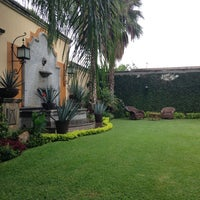 Photo taken at Hotel Los Abolengos by Angelica F. on 7/20/2013