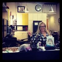 Photo taken at The Mint Salon by Kelley W. on 7/10/2013