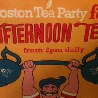 Photo taken at Boston Tea Party by Mohammad A. on 10/18/2012