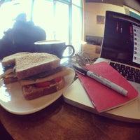 Photo taken at Sunrise Coffee by David R. on 2/12/2013
