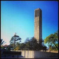 Photo taken at University of California, Santa Barbara (UCSB) by Eugene P. on 3/13/2013