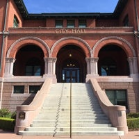 Photo taken at Alameda City Hall by Michael K. on 9/22/2015