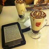 Photo taken at Cafe Coffee Day by Sunil S. on 6/29/2013