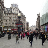 Photo taken at Leicester Square by Андрей А. on 3/9/2013
