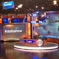 Photo taken at The Daily Show with Jon Stewart by Zooey G. on 7/23/2013