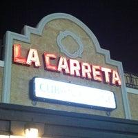 Photo taken at La Carreta by Rafi V. on 4/8/2013