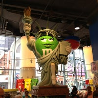 Photo taken at M&M's World by Darnell W. on 7/27/2013