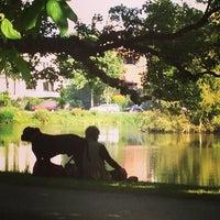 Photo taken at Vondelpark by bellatrix b. on 7/15/2013