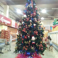 Photo taken at Carrossel Supermercados by Armindo M. on 12/17/2012