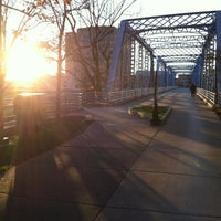 Photo taken at Blue Bridge by Gina M. on 11/13/2012